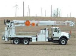 Bucket truck and Digger Derrick support, parts and repairs